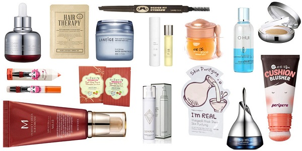 The Five Best Beauty Products