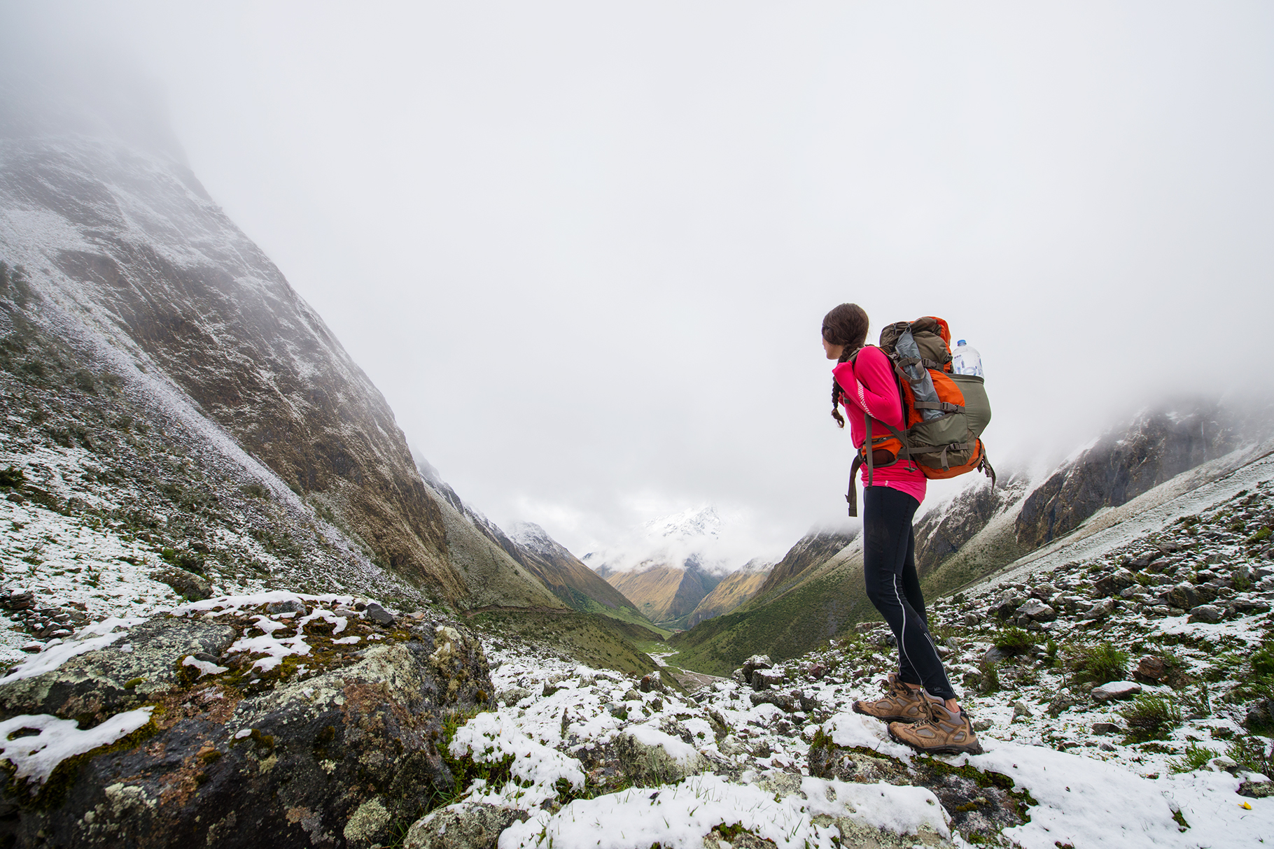 3 Must Haves For Your First Hiking Trip