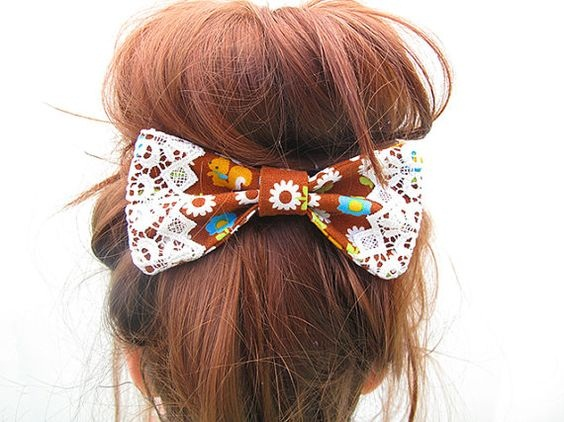 General advice about hair bows for babies
