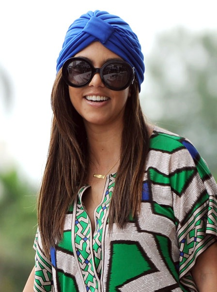 Trendy summer 2015 the turban