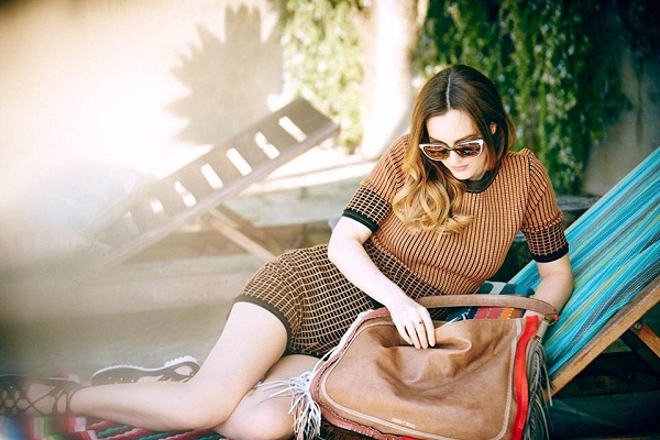 Leighton Meester x Jimmy Choo the new style diary