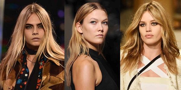 Bohemian spring 2015 hair style