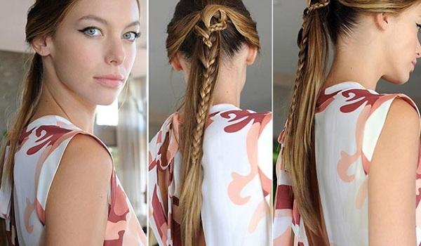 Bohemian Sring 2015 Hair Style