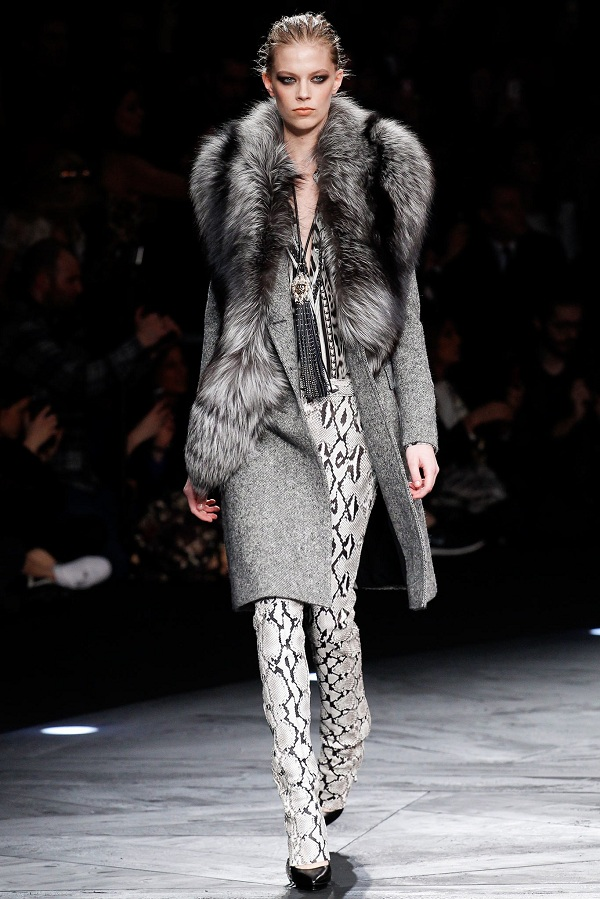 Milan Fashion Week A Mix Of Colors Sensuality and Exotic Inspirations