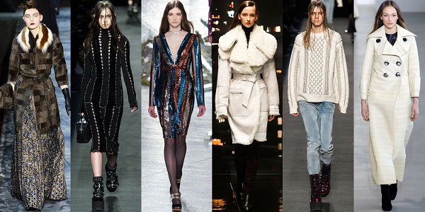 New York Fashion Week At The Final Stages
