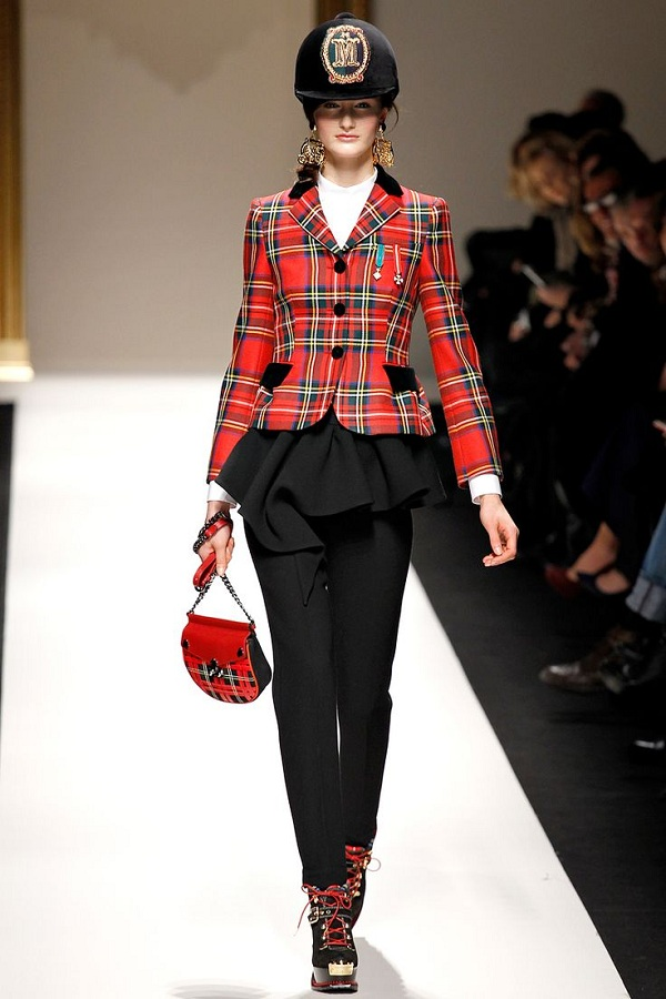 Tartan, The reconfirmation Of The A