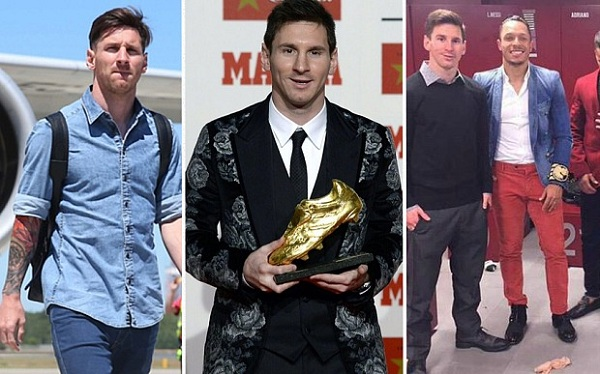 The Red Carpet Ballon d'Or Does It Improve Over The Years