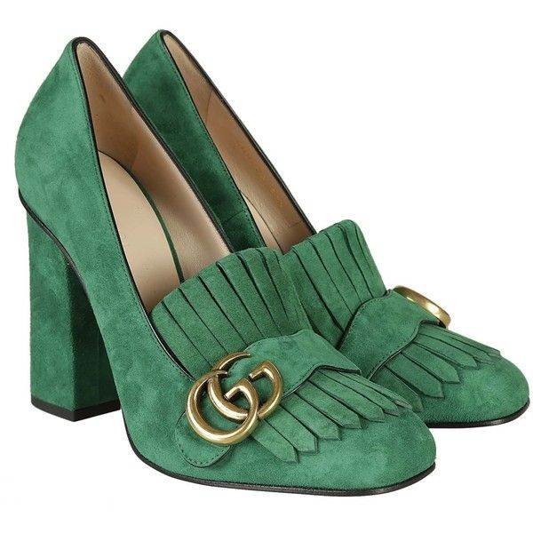 Gucci High Heel Shoes With Style