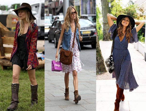 The Style Of Sienna Miller