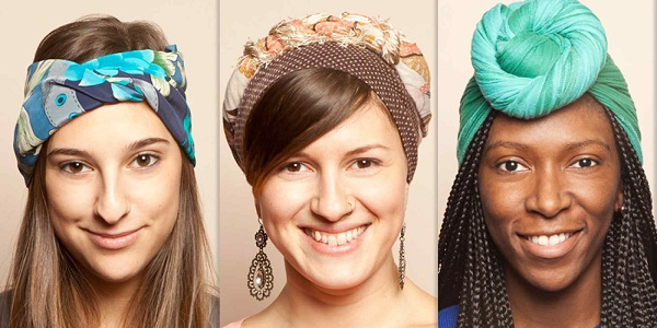 Wear Fashion Head Scarf