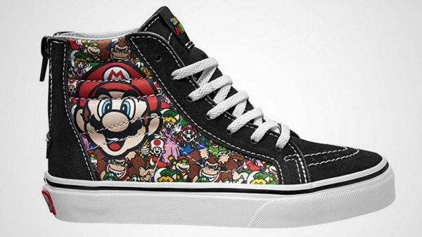 Converse Mario Bross Shoes