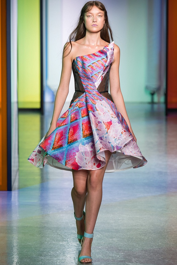 Spring Dresses By Peter Pilotto