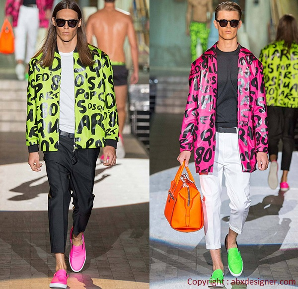 The Neon Is In Fashion