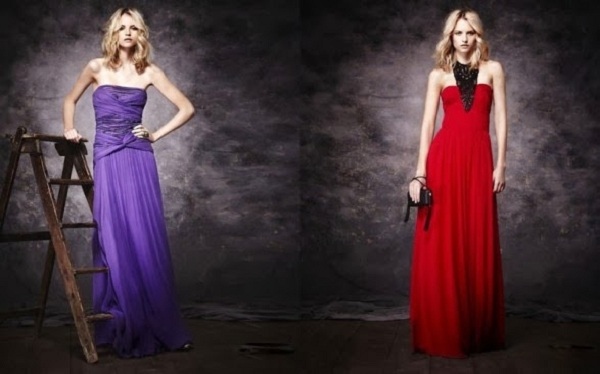Trends Party Dresses 2012