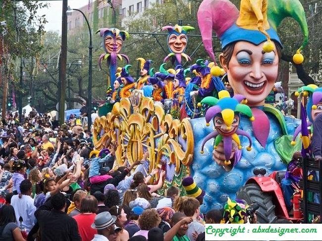 Carnival, Carnival ...