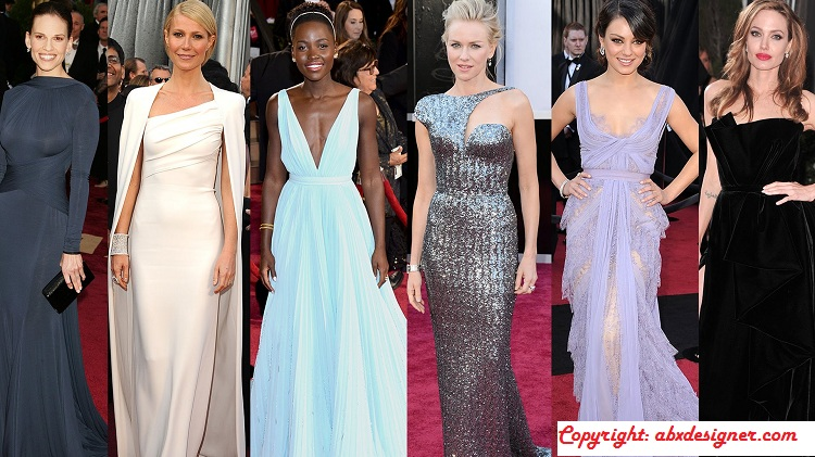 The Best Dressed Of The Oscars