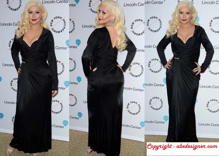 Christina Aguilera And Topshop