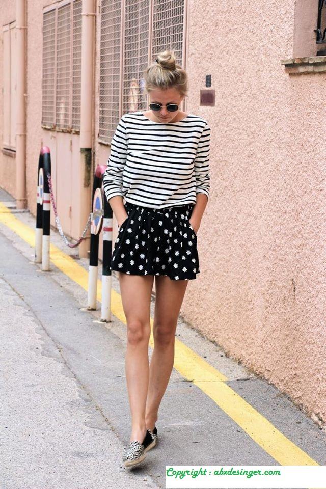 Shorts And Dots