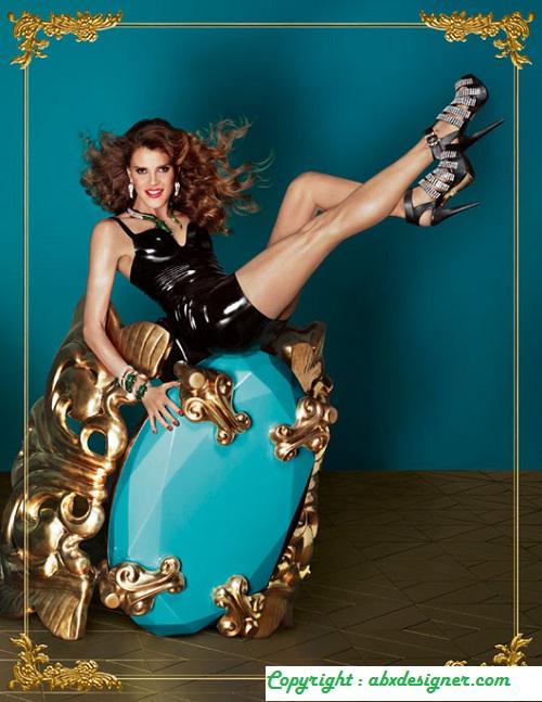 Anna Dello Russo for H & M