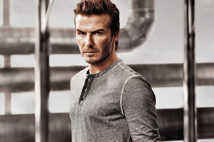 David Beckham Repeats His Collaboration With H & M
