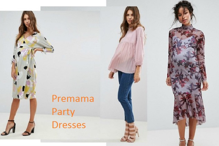 Premama Party Dresses For Everyone On 2018