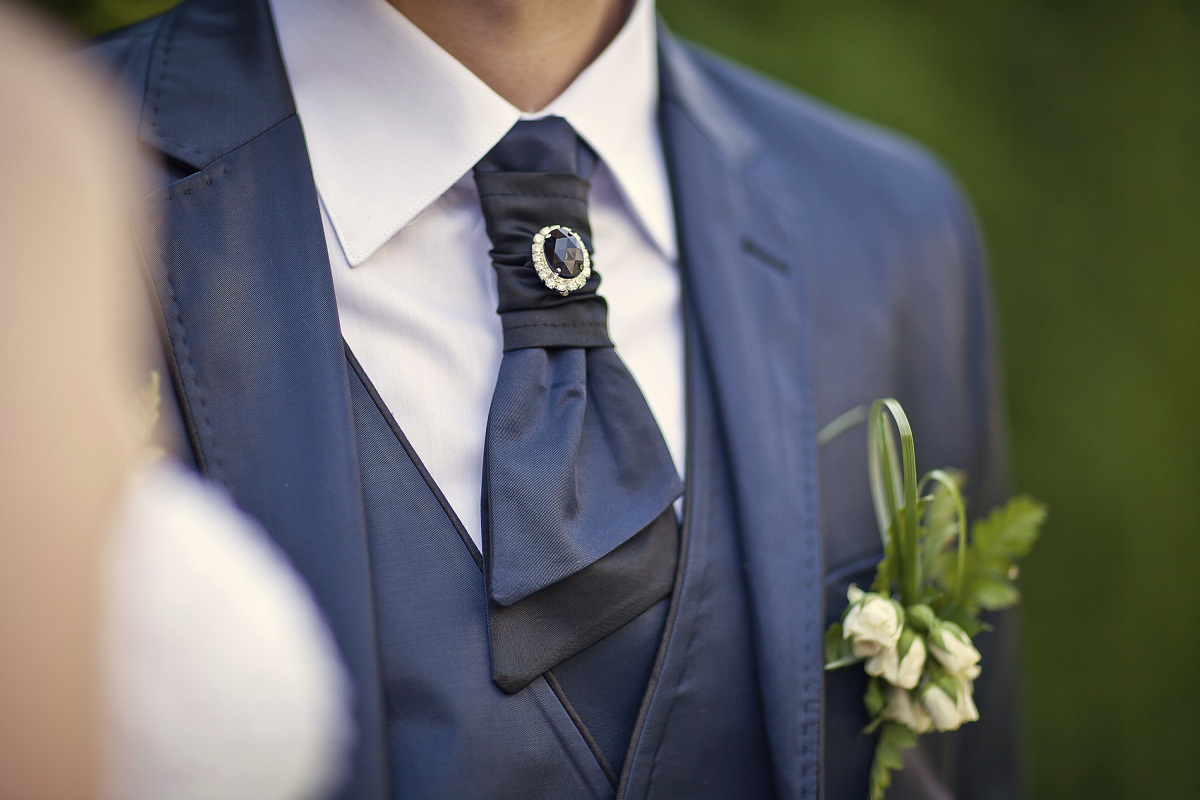 Dress Code For Men At The Wedding