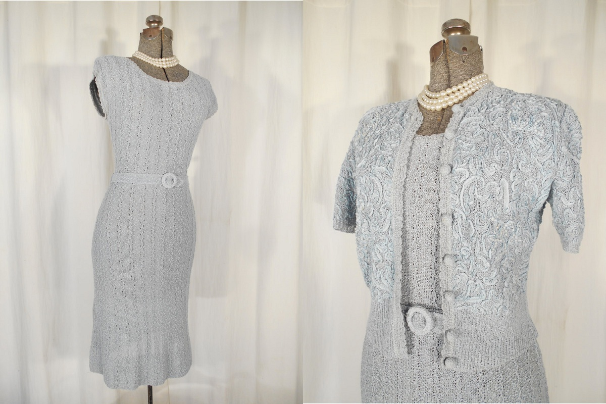 Dresses From Knitwear – Stylish And Comfortable