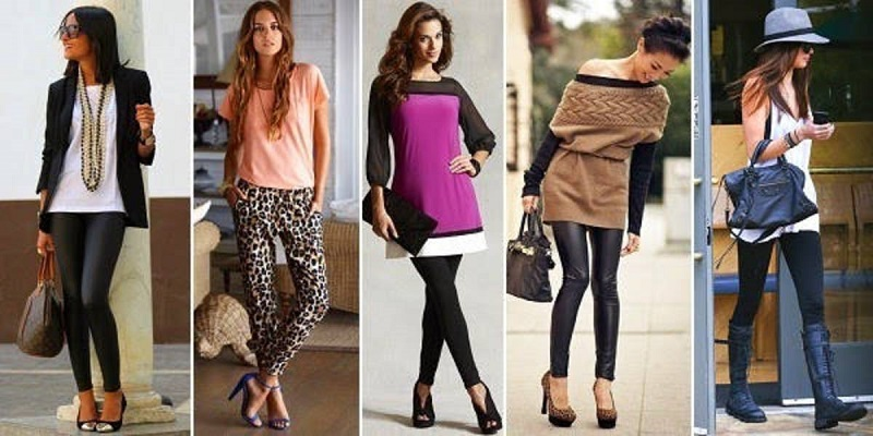 Get A Formal Look Using Leggings