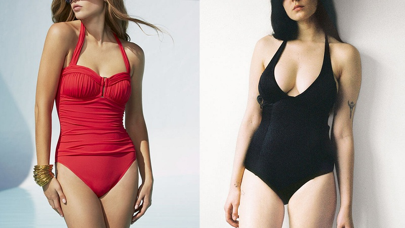Choose A Swimsuit According To The Type Of Figure.