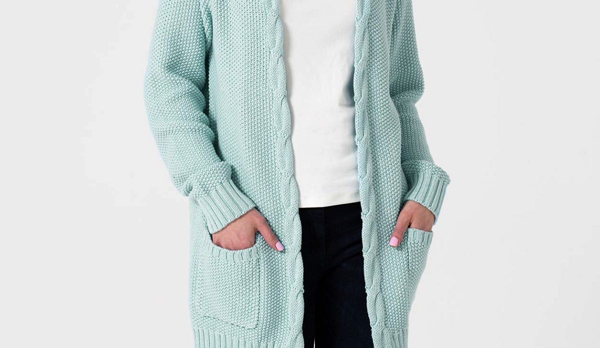 Female Cardigan For The Spring Season