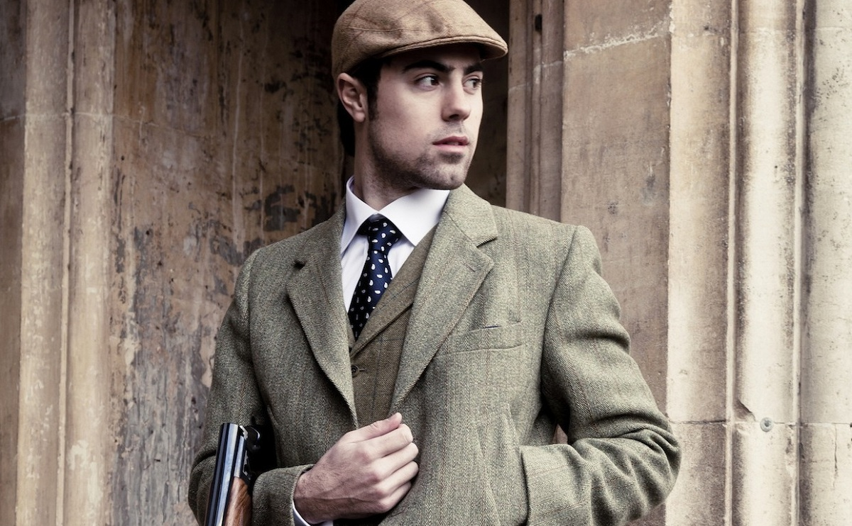 English Style In Clothes For Men