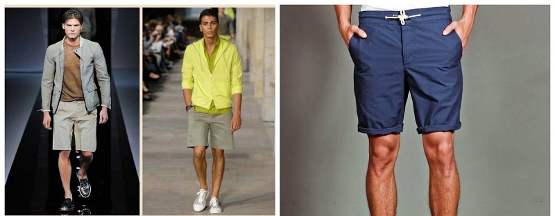 How to Choose Bermuda shorts For Men?