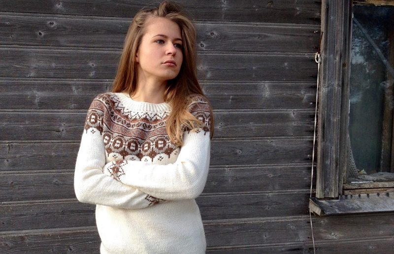 How To Knit A Norwegian Sweater?
