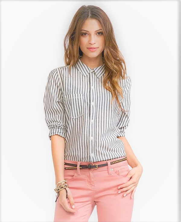 4 ways to wear stripes this spring
