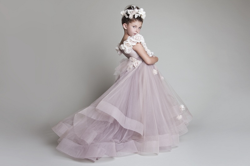 A Selection Of Dresses For Graduation In Kindergarten