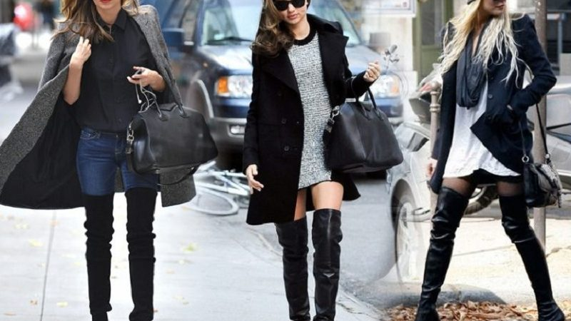 What To Wear Boots In Winter?