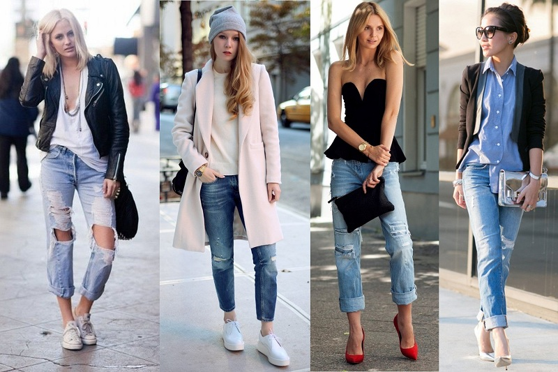 Types And Styles Of Women's Jeans