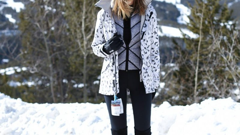 Fashion Essentials For A Ski Trip