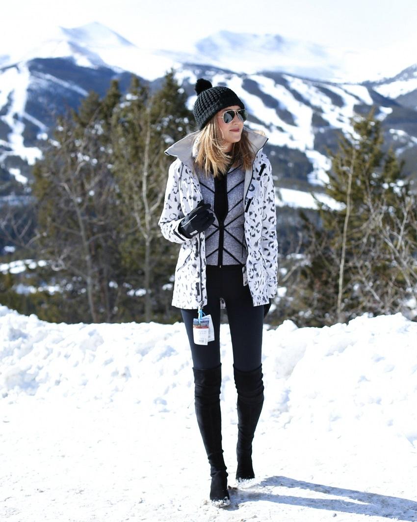 Fashion Essentials For A Ski Trip