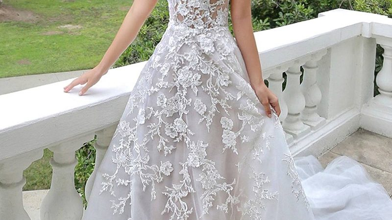 Off The Shoulder Wedding Dresses: Your new fashionista crush!